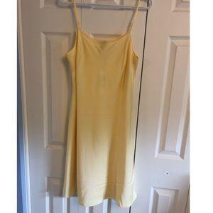 Calvin Klein summer slip dress